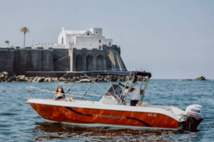 Rental Motorboat Free time 21 Ischia