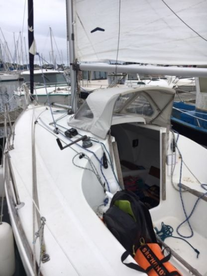 Rental Sailboat Beneteau First 210 Spirit Larmor-Plage