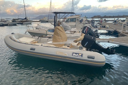 Hire RIB Bwa America 510 Messina