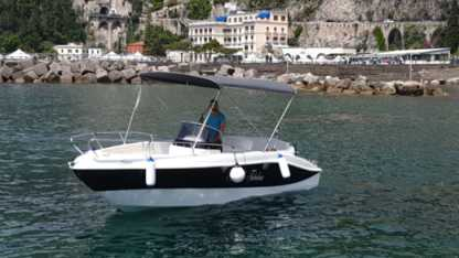 Rental Motorboat Marinello 650 Amalfi