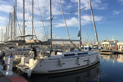 Charter Sailboat DUFOUR 405 GRAND LARGE Saint-Mandrier-sur-Mer
