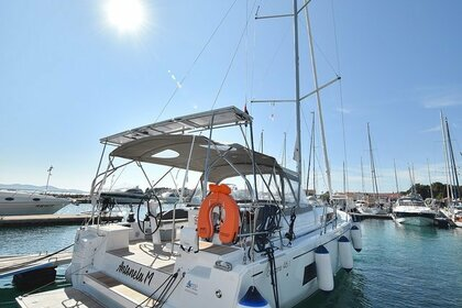 Rental Sailboat Beneteau Oceanis 46.1 with A/C Zadar