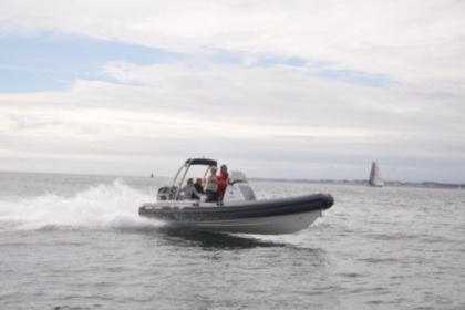 Rental RIB MARSEA CM120 Port Navalo