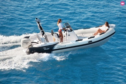 Hire RIB Ranieri Cayman TWO 19 Sport Cala d'Or
