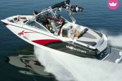 Rental Motorboat MASTERCRAFT X35 Page
