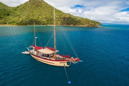 Charter Sailboat Custom Built 63ft Ketch Whitsunday Islands