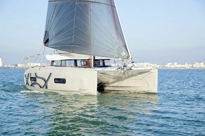 Rental Catamaran Beneteau Excess 11 Lefkada