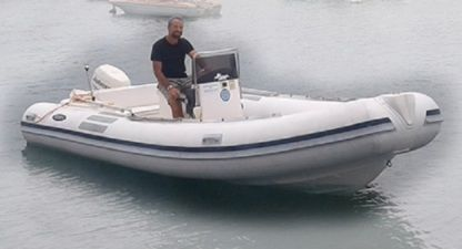 Location Semi-rigide Italboat Predator 590 Syracuse