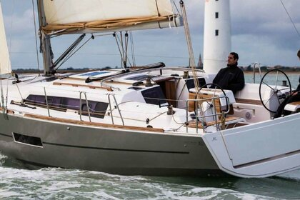 Rental Sailboat Dufour Grande Large 382 Toronto