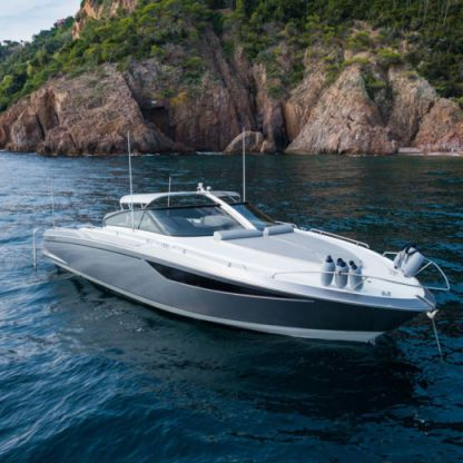 Charter Motorboat Baia One 43 Cannes