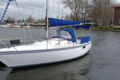 Charter Sailboat GILBERT MARINE GIP SEA 24 Szczecin