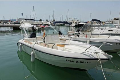 Hire Motorboat Gaia 570 L'Estartit