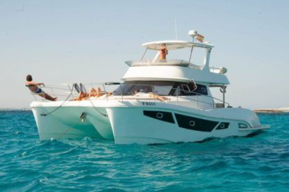Location Catamaran Flash Cat 47 Ibiza