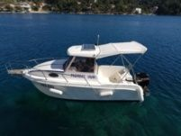 Charter Motorboat Saver 540 Cabin Fisher Trogir