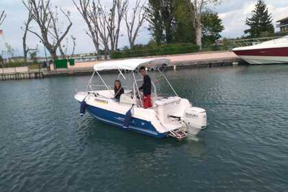Miete Motorboot QUICKSILVER 520 Open Sirmione