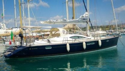 Charter Sailboat Jeanneau Sun Odyssey 54 Ds Riposto