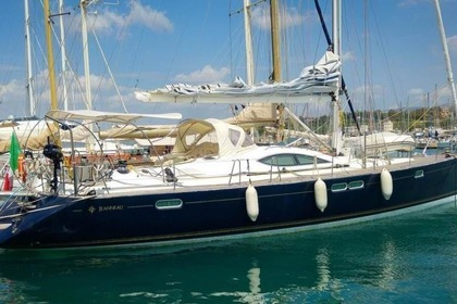 Hire Sailboat JEANNEAU SUN ODYSSEY 54 DS Riposto