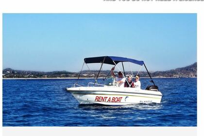 Charter Motorboat Olympic 450 cc Rhodes