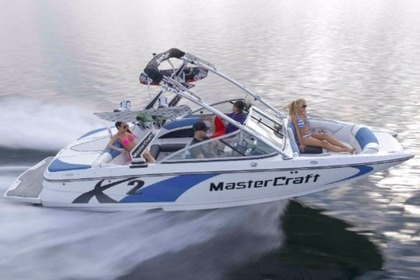 Hire Motorboat MASTERCRAFT X2 South Lake Tahoe