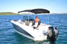 Rental Motorboat Galeon Galia 630 Šibenik-Knin County
