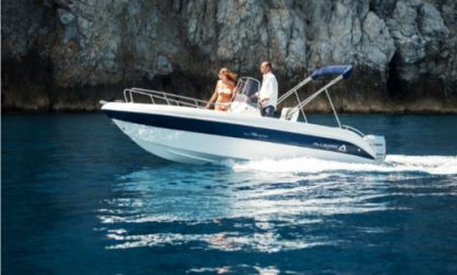 Rental Motorboat Allegra All 19 Open Santa Margherita Ligure