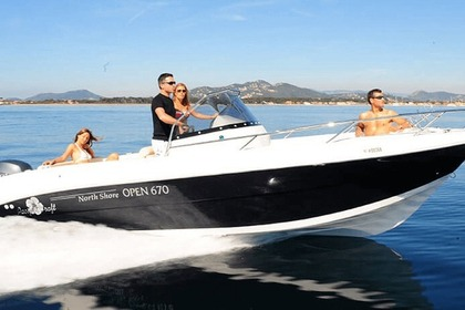 Hire Motorboat Pacific Craft 670 OPEN Saint-Cyprien