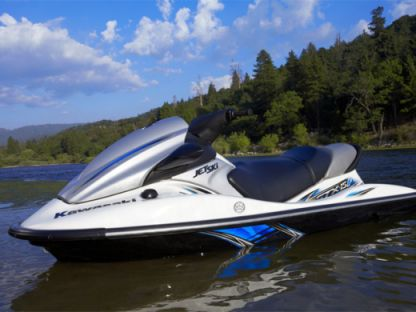 Location Jet-ski Kawasaki Stx 15F Port-Camargue