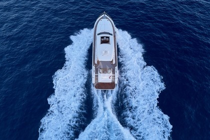 Location Yacht Dalla Pieta Oceans 5 Cannes