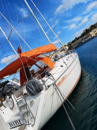 Rental Sailboat Beneteau Cyclades 50.4 Sliema