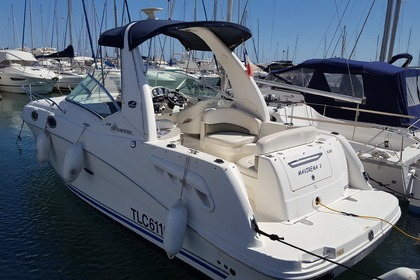 Aluguel Lancha Sea Ray Sundancer 275 Saint-Raphaël