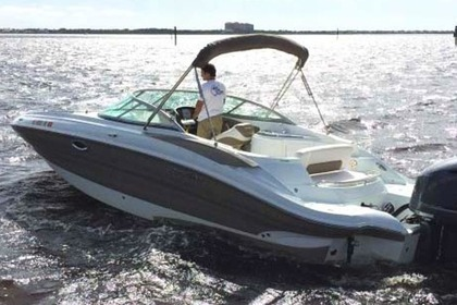 Charter Motorboat South Wind 26' Miami