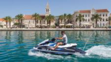 Yamaha Vx 110 Deluxe in Trogir for hire