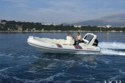 Rental RIB Barracuda 530 Punat