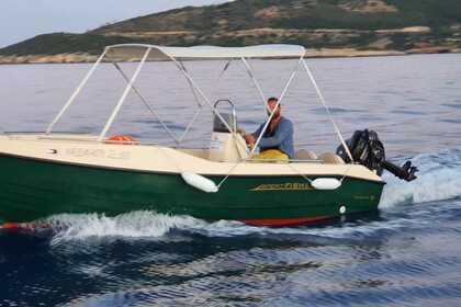Rental Motorboat Sport Fisher 500 Zakynthos