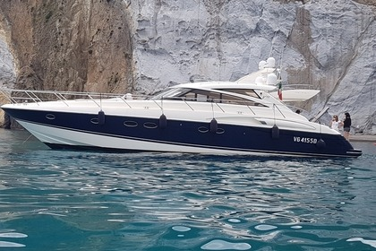 Rental Motorboat Princess V 58 Porto Badino