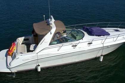 Hire Motorboat SEA RAY 400 Marina del Rey