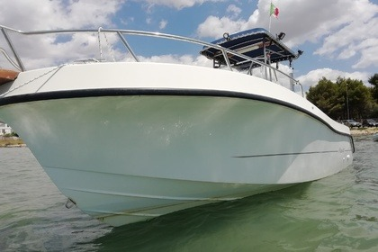 Rental Motorboat Polaris SEA DIAMOND Porto Cesareo