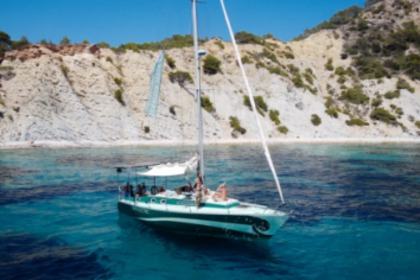 Charter Sailboat Fortuna 40 Ibiza