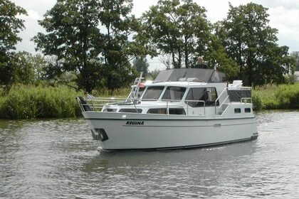 Rental Houseboat Regina Boarnkruiser 1000 Sneek