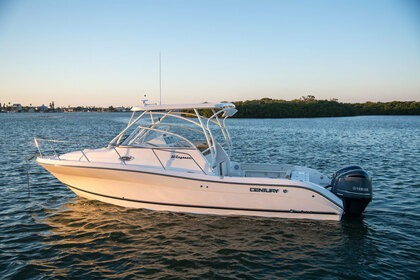 Hire Motorboat Century 31 Freeport