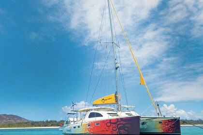 Location Catamaran LEOPARD LEOPARD 43 Grand Baie