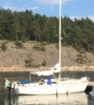 Sailboat Albin Viggen for rental