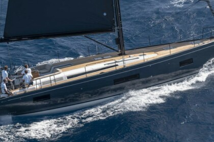 Hire Sailboat Beneteau First 53 Laurium