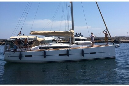 Charter Sailboat DUFOUR 460 GL Portisco