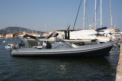 Rental RIB Nuova Jolly Prince 38 Cogolin