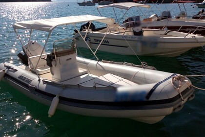 Hire RIB Joker Boat Coaster 470 Blace