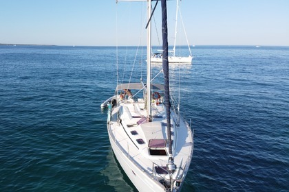Charter Sailboat BAVARIA 50 Ibiza