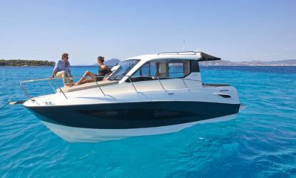 Charter Motorboat Quicksilver 905 Weekend Bormes-les-Mimosas