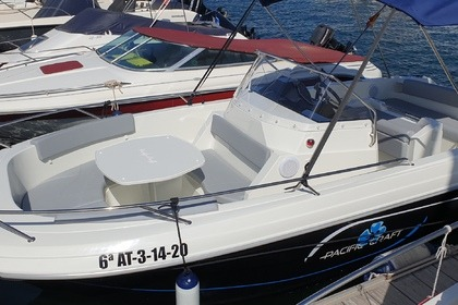 Alquiler Lancha Pacific Craft 670 OPEN Alicante (Alacant)