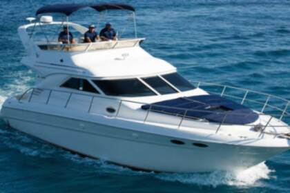 Rental Motorboat Sea Ray sea ray Playa del Carmen